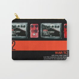The Edge War Tour Pedalboard  Carry-All Pouch