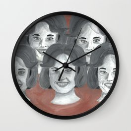 Number 12 looks just like you Wall Clock
