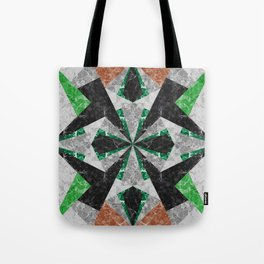 Marble Geometric Background G439 Tote Bag