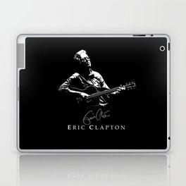 2 Eric Clapton - rock-blues-music -  Strato Laptop & iPad Skin