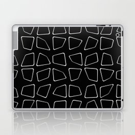 Changing Perspective - Simplistic Black and white Laptop & iPad Skin