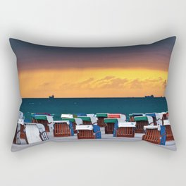 Before the storm Rectangular Pillow