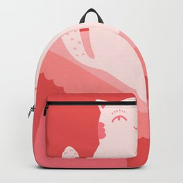Cats and Toes Backpack