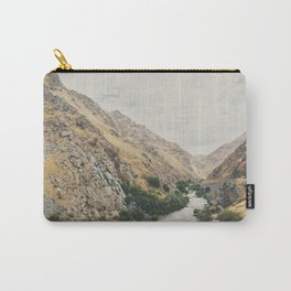 the Kern River .. Carry-All Pouch