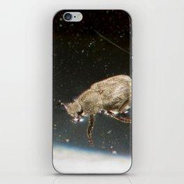 Space Beetle iPhone Skin