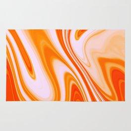Abstract Fluid 14 Rug