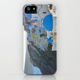 Blue Tops iPhone Case