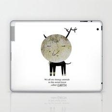 Strange Animal Laptop & iPad Skin