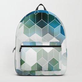 Hues of Blue Backpack