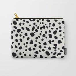 Polka Dots Dalmatian Spots Carry-All Pouch