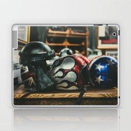 Helmets Laptop & iPad Skin
