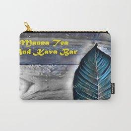 Manna Tea and Kava Bar Carry-All Pouch