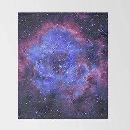 Supernova Explosion Throw Blanket
