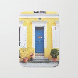 58. Yellow House, Paris Bath Mat