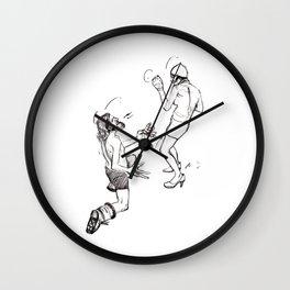 Soulmate Shuffle. Wall Clock