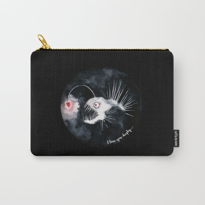 Deep love Carry-All Pouch