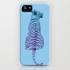 Tiger + Stars iPhone (5, 5s) Slim Case