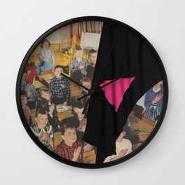 Queer Nation (…Under God) Wall Clock