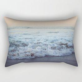 Crash into Me Rectangular Pillow