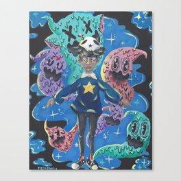 Star Boi Canvas Print