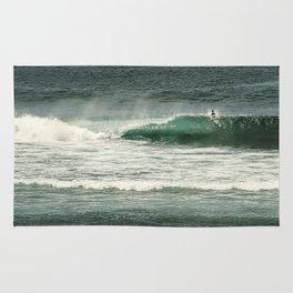 Dans le creux de la vague Rug