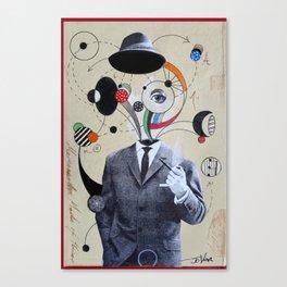 Mr SYNERGY Canvas Print