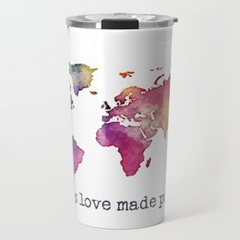 art is love made public Travel Mug