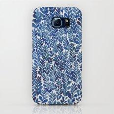 Indigo blues Galaxy S8 Slim Case