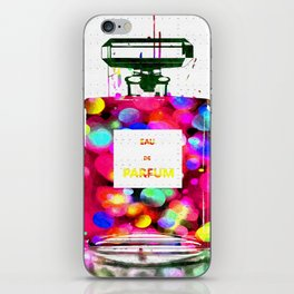 Eau de Parfum Bubbles iPhone Skin