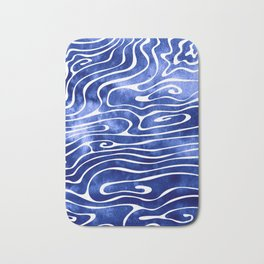 Tide Bath Mat
