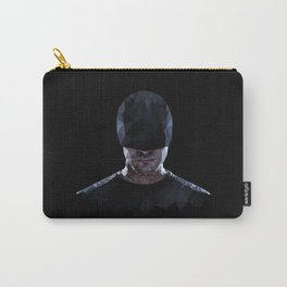 Low Poly Daredevil Carry-All Pouch