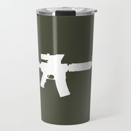 M4 Assault Rifle Travel Mug