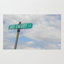 Tart Cherry Lane Rug