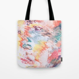 Strangers Faces #2 Tote Bag