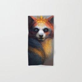 Exotic Fox Hand & Bath Towel