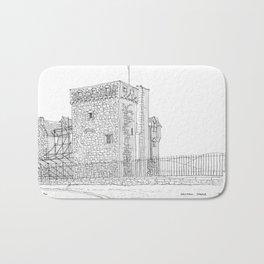 Newark Castle Bath Mat