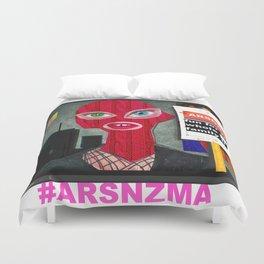 ARSON x gt1 Duvet Cover