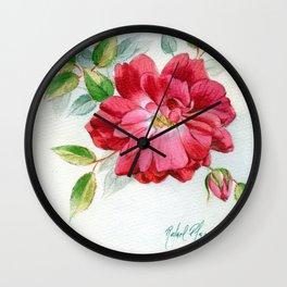 Rose5 Wall Clock