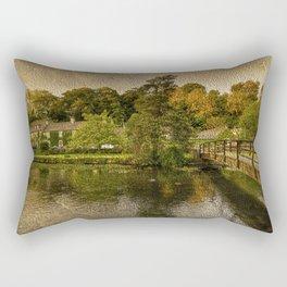 Bibury  Rectangular Pillow