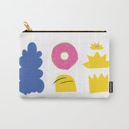 Simpsons Family Carry-All Pouch