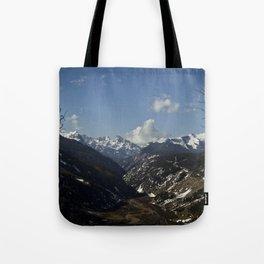 Silverton Valley - Colorado Tote Bag