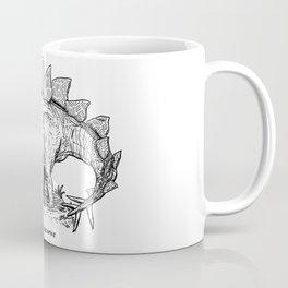 Figure One: Stegosaurus Coffee Mug