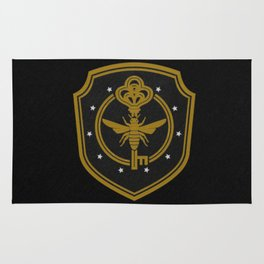 Brakebills embroidered patch - The Magicians Rug