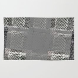 Scales and layers Rug