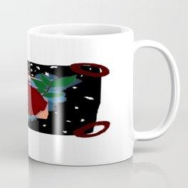 Pomegranate Parade Collection Exclusive Design Coffee Mug