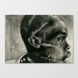 R'WanDa Canvas Print