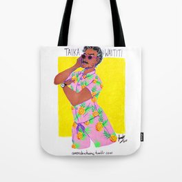 Taika Waititi Tote Bag