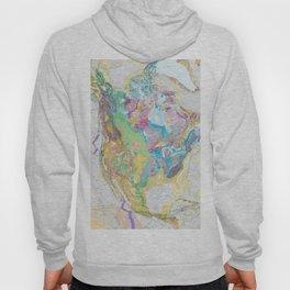 USGS Geological Map of North America Hoody