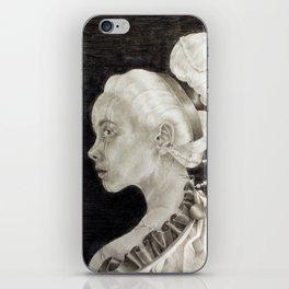 Concubine iPhone Skin