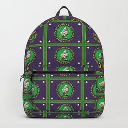Blanket & Bear Security Backpack